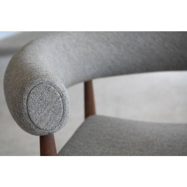 1960s Nanna Ditzel Ring Chair for Getama For Sale - Image 5 of 9