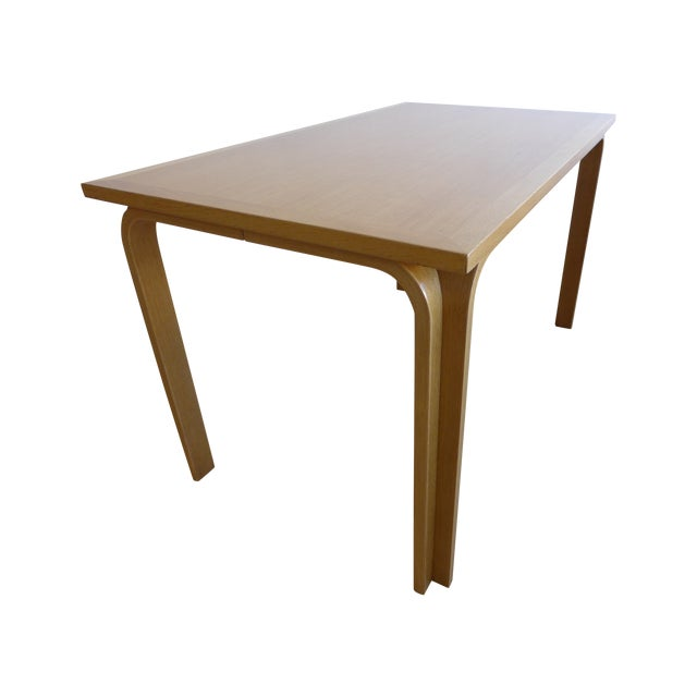 Magnus Oleson Birch Dining Table - Image 1 of 8