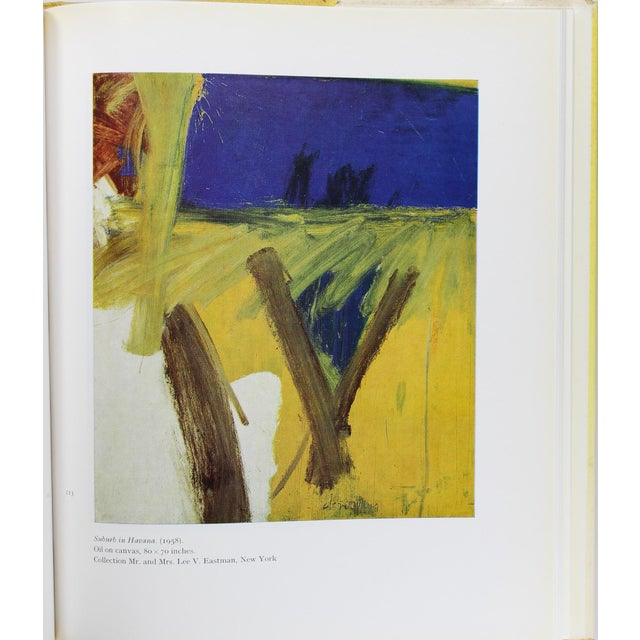 Willem De Kooning, First Edition For Sale In New York - Image 6 of 13