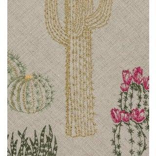 Cacti Field Dinner Napkin Preview