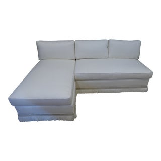 Sectional With Chaise For Sale