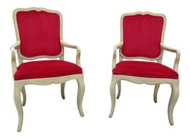 Image of French Provincial Dining Chairs