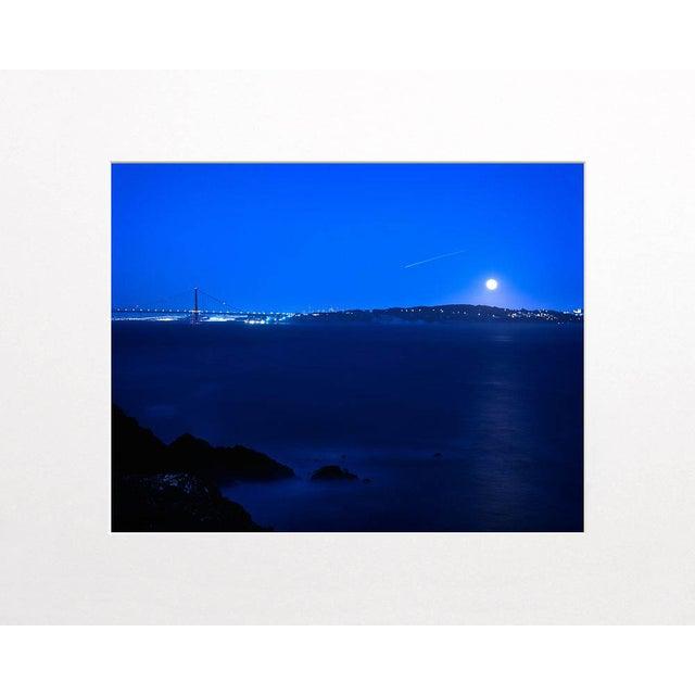Moonrise Over San Francisco - Photo by John Vias - Image 2 of 2