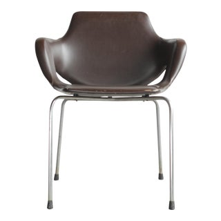 Vintage Mid Century Huonekalutehdas Sopenkorpi Finish Chair For Sale