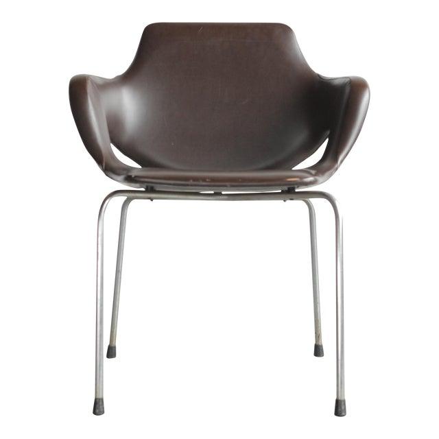 Vintage Mid Century Huonekalutehdas Sopenkorpi Finish Chair For Sale