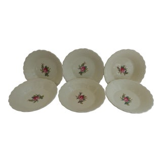 1950s Spode Jewel Copeland Dessert Bowls - Set of 6 For Sale