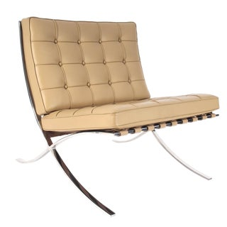 Knoll Ludwig Mies Van Der Rohe Barcelona Chair For Sale