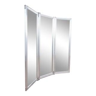 Full Length Room Divider Mirror