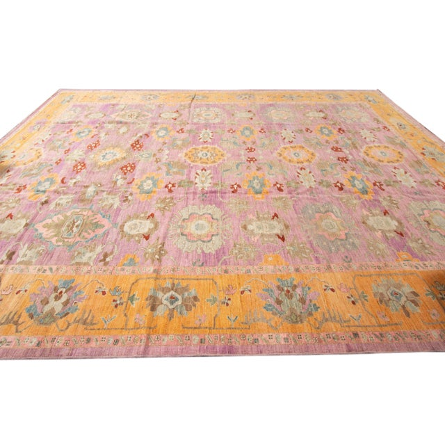 21st Century Modern Rug 12 X 16 For Sale In New York - Image 6 of 9
