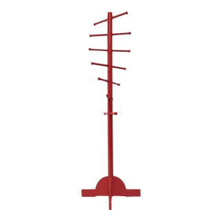Rare and Iconic Ettore Sottsass Coat Stand for Poltronova, Italy, 1965