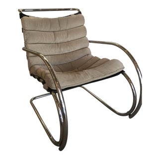 Vintage Mid-Century Mies Van Der Rohe Mr. Chair For Sale