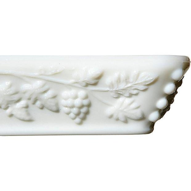 1960's White Grape-Accented Ashtray - Image 4 of 4