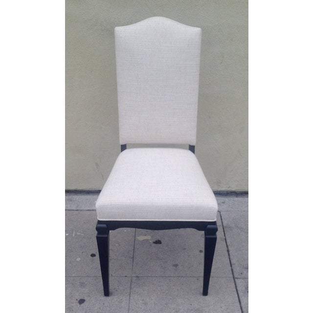André Arbus Dining Chairs Att. To André Arbus - Set of 6 For Sale - Image 4 of 9
