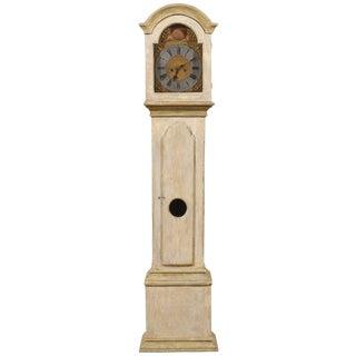 19th Century Swedish Long-Case Clock For Sale