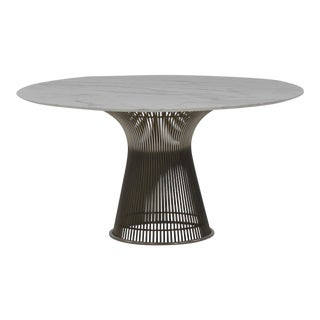 Marble Dining Table by Warren Platner for Knoll