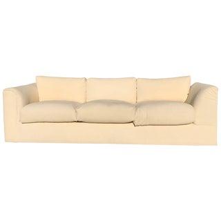 Sally Sirkin Lewis for J. Robert Scott Modern Sofa For Sale