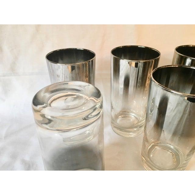 Mid-Century Dorothy Thorpe Style Drinking Glasses - Set of 8 - Image 5 of 9