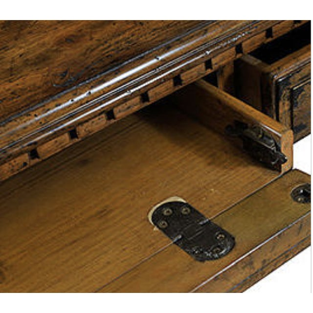 New Barclay Butera Mountain Collection Desk - Image 3 of 7