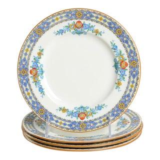 Minton Luxor Salad Plates - Set of 4 For Sale