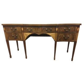 George III 18th Century Reproduction Sideboard