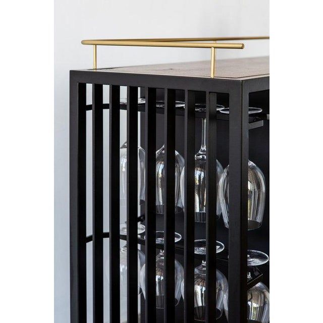 Contemporary Lloyd Drinks Cabinet For Sale - Image 3 of 6