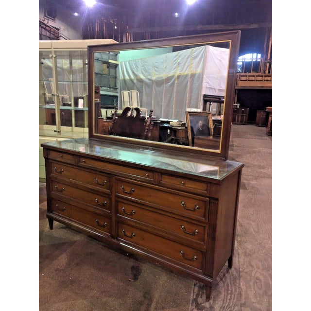 Part of a 3 Piece Bedroom Set by the very reputable Phenix Furniture Co, Warren Pa. Very well made. Solid- looks like...