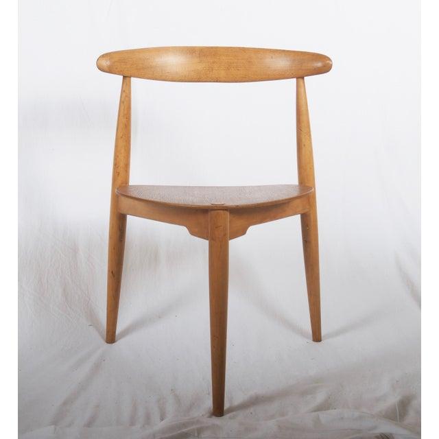Brown Hans J. Wegner Chair Fh 4103 For Sale - Image 8 of 8