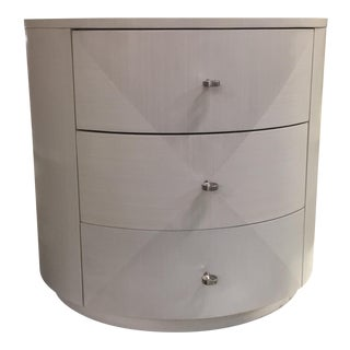 Contemporary Axiom End Table For Sale