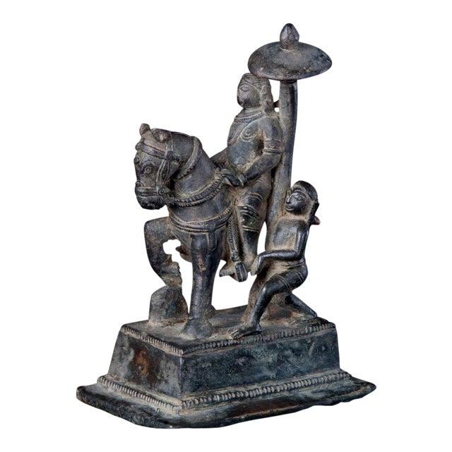 Bronze Equestrian Sculpture For Sale