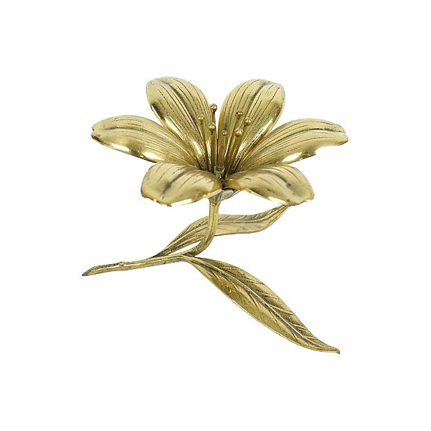 Sculptural Flower Ashtray - Image 1 of 6