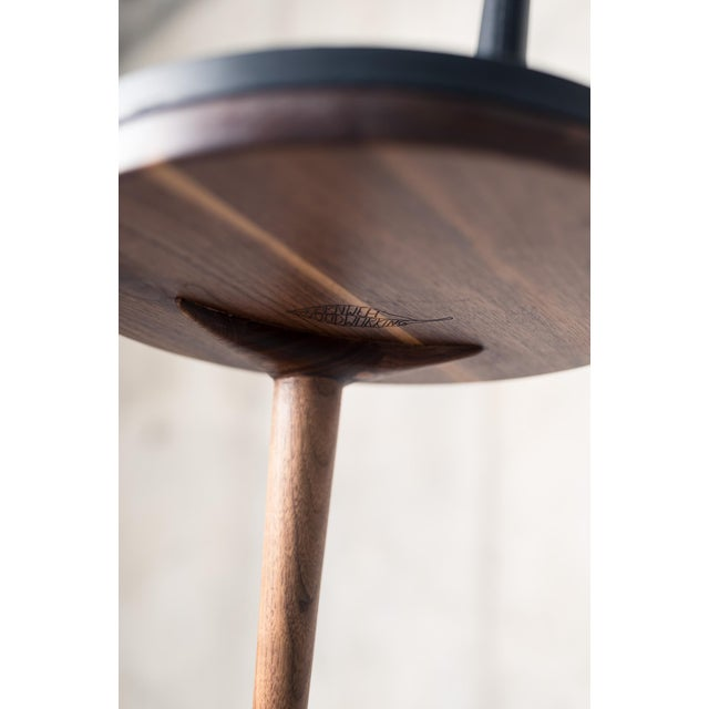 Tripod Nesting End Tables - Set of 3 For Sale - Image 11 of 13
