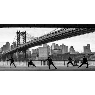 """""""Underpass 2 - New York City"""" Contemporary Cityscape Photograph For Sale"""