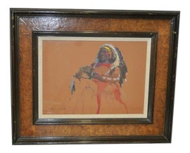 Image of Native American Drawings