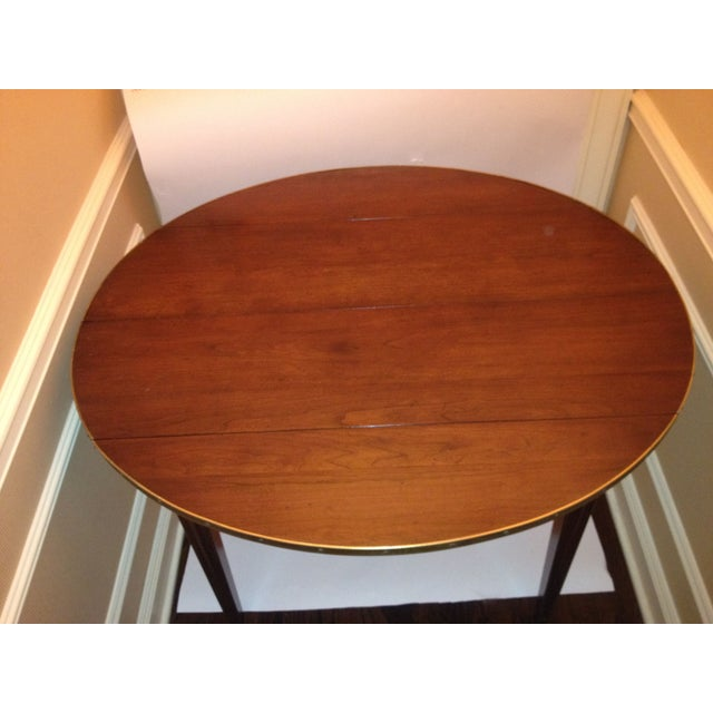1950s Extension Waterfall Table - Image 3 of 4