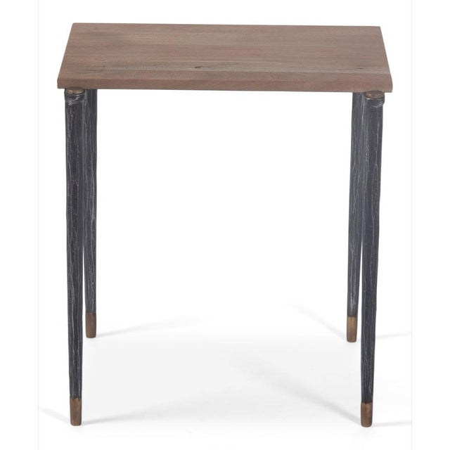 Contemporary Performance Nesting Tables, Set Of 3 For Sale - Image 3 of 11