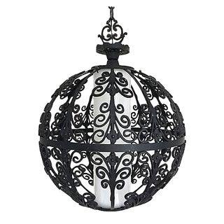 Feldman Mid-Century Globe Light For Sale