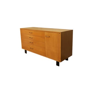 Mid Century Modern George Nelson for Herman Miller Cabinet Dresser For Sale