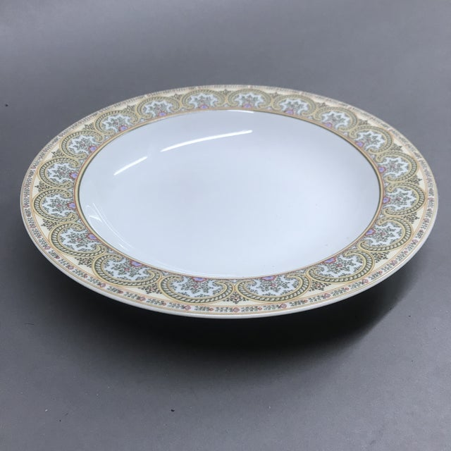 1960s Vintage Patrick Frey for Philippe Deshoulieres, Limoges France Dinnerware - 10 Pieces For Sale - Image 10 of 13