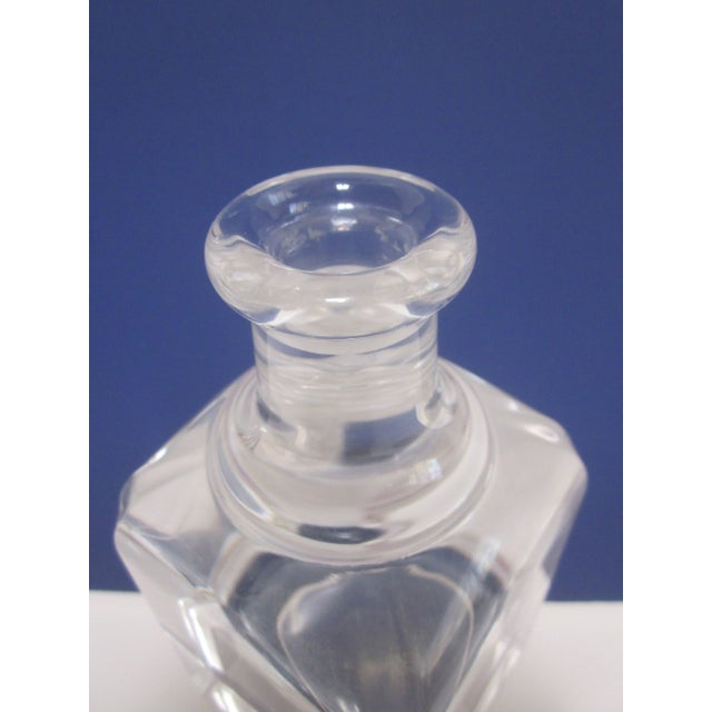 Ritts Lucite Hollywood Regency Candle Holder - Image 4 of 7