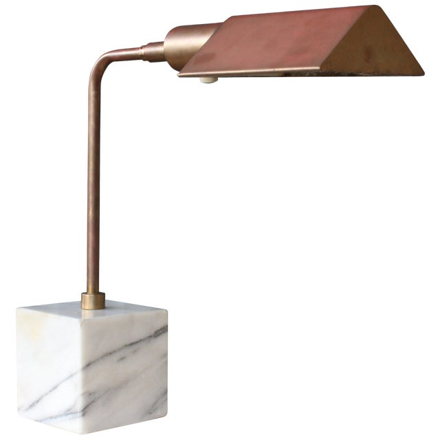 Desk Lamp by Koch & Lowy, 1970s For Sale