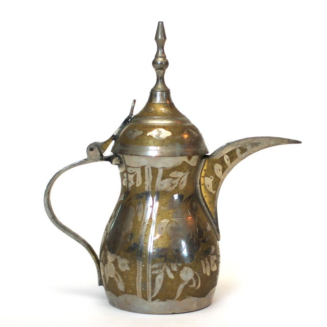 Vintage Middle Eastern Teapot - Image 2 of 6