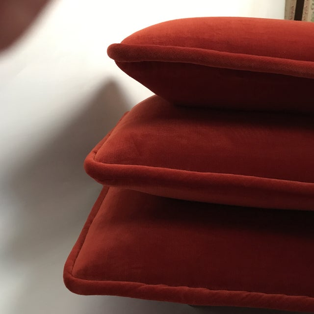 Stacked Cushion Ottoman - Image 6 of 9