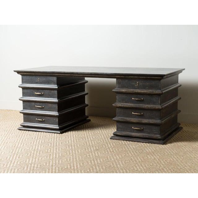 Modern Artisan Italian Desk For Sale - Image 6 of 6