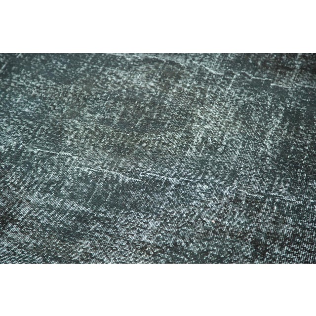 """Vintage Overdyed Distressed Runner - 5' X 13'3"""" - Image 7 of 10"""