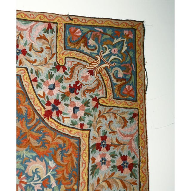 Handmade Chain Stitch Embroidery For Sale In Los Angeles - Image 6 of 7