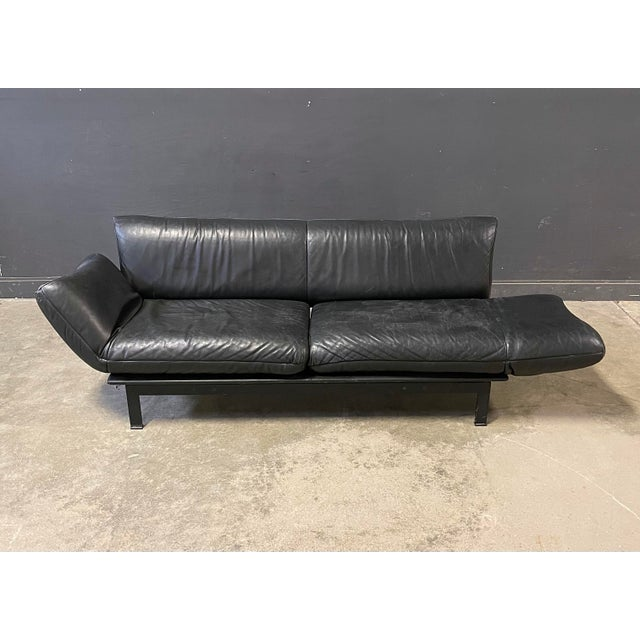 Leather De Sede Leather Sofa For Sale - Image 7 of 12
