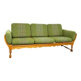 Danish Craftsman 3 Seater Sofa For Sale