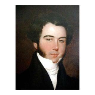 Regency Portrait of a Gentleman For Sale