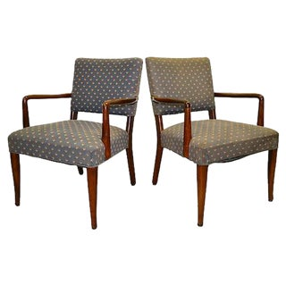 Finn Juhl Danish Armchairs - A Pair For Sale