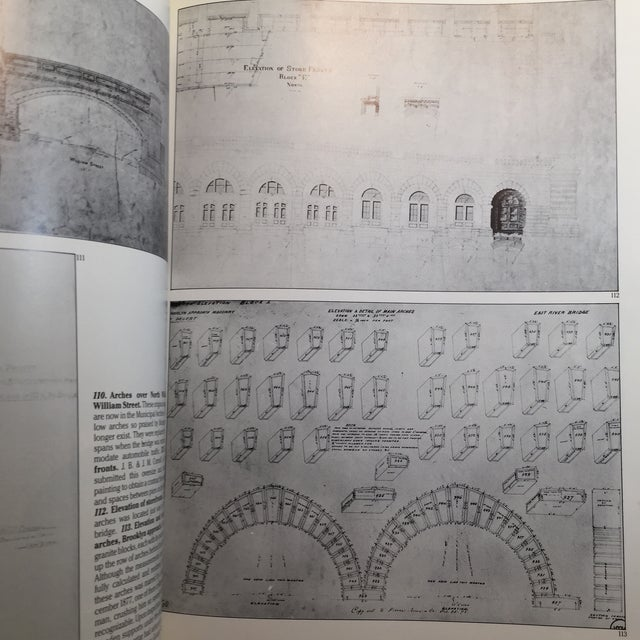 Black Picture History of the Brooklyn Bridge Book For Sale - Image 8 of 11